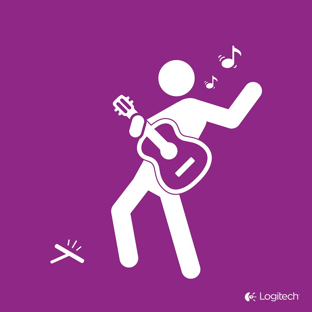Logitech On Twitter With 2341 Playable Guitar Chords Youll