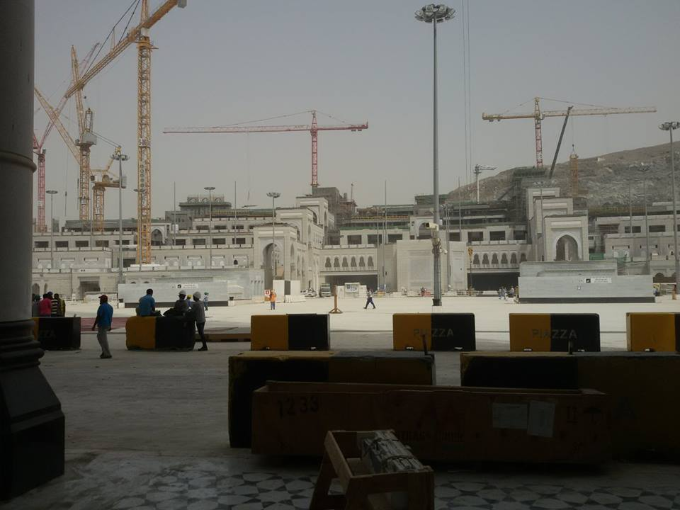 Mosque Mataf Expansion - Page 5 CD2puWZUUAEXCFy