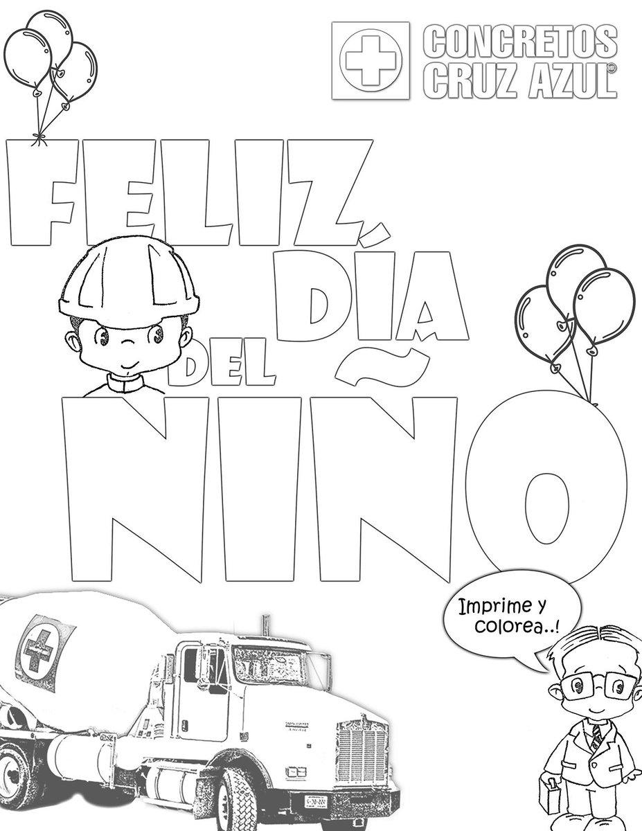 Concretos Cruz Azul On Twitter Feliz Día Del Niño Te