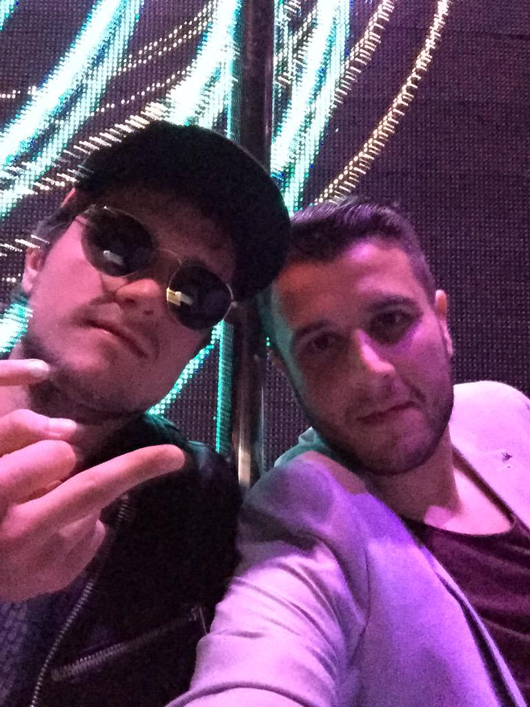 Big shout out to @jhutch1992 who hit it hard with us at @SurrenderVegas last Friday! Top man! http://t.co/8PFmpPWaKI