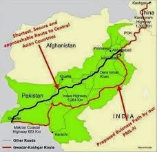 """Ahsan Iqbal on Twitter: """"CPEC Routes. Work in progress on all simultaneously and western will be operational first. IA http://t.co/uADPSKFZwo"""""""