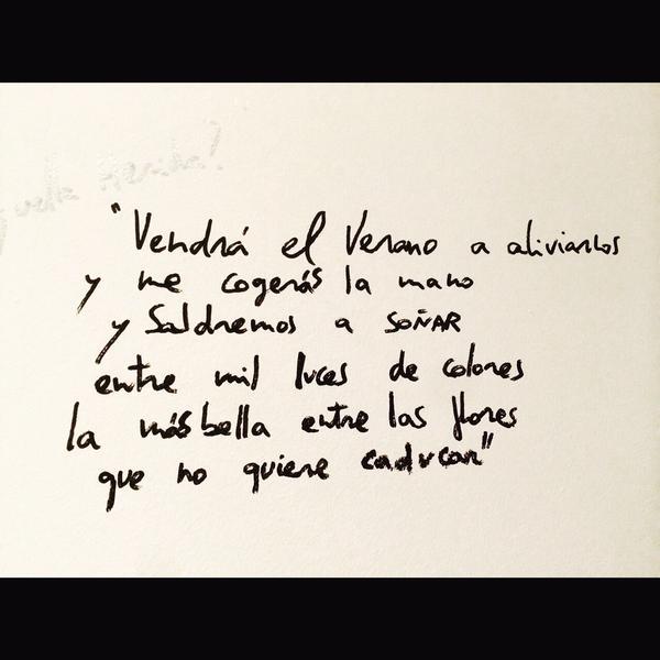 Letras De Rulo På Twitter Nos Llegan Las Primeras Frases