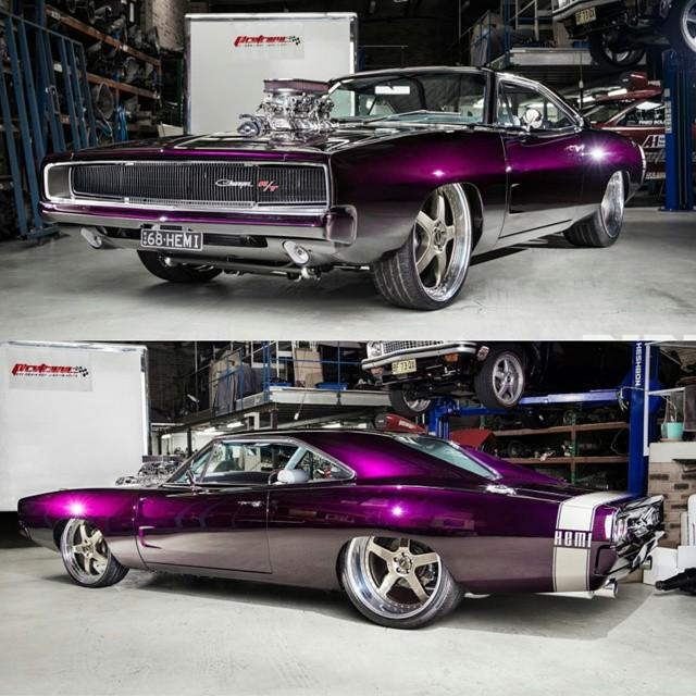 Color Revolution On Twitter Vintage Charger House Of Kolor Kandy Violet Y Tbt Cliccars Musclecar Hotrod Hok Autobody Cars