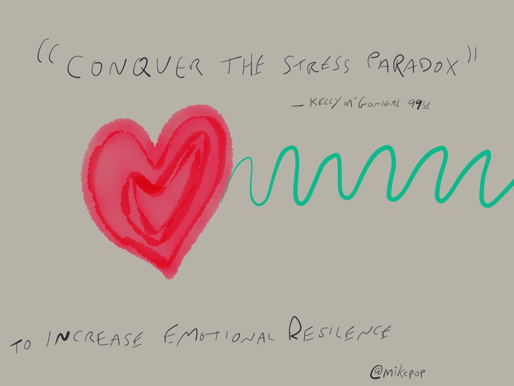 At #99conf @kellymcgonigal urges us to conquer the Stress Paradox http://t.co/Qrbra1hq0C