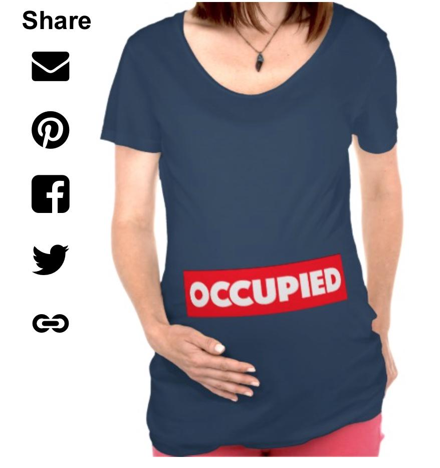 Hicccups On Twitter New Occupied Maternity T Shirt T Co Nhullwczj Maternity Pregnancy Style Funny T Shirts Occupied
