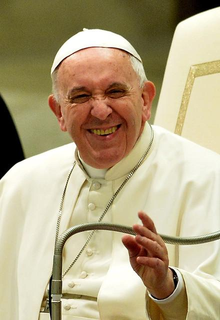 ローマ法王、一般人に電話をかけ...