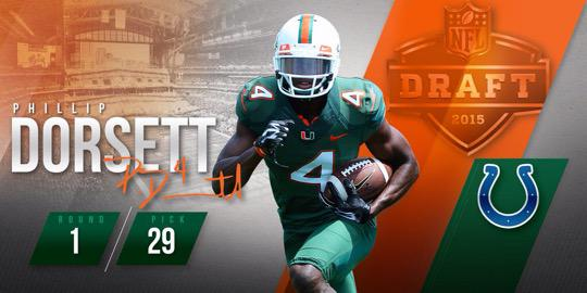 Congrats Phil!!! Got some Canes in Indy now!!! http://t.co/eR81jCtW1I