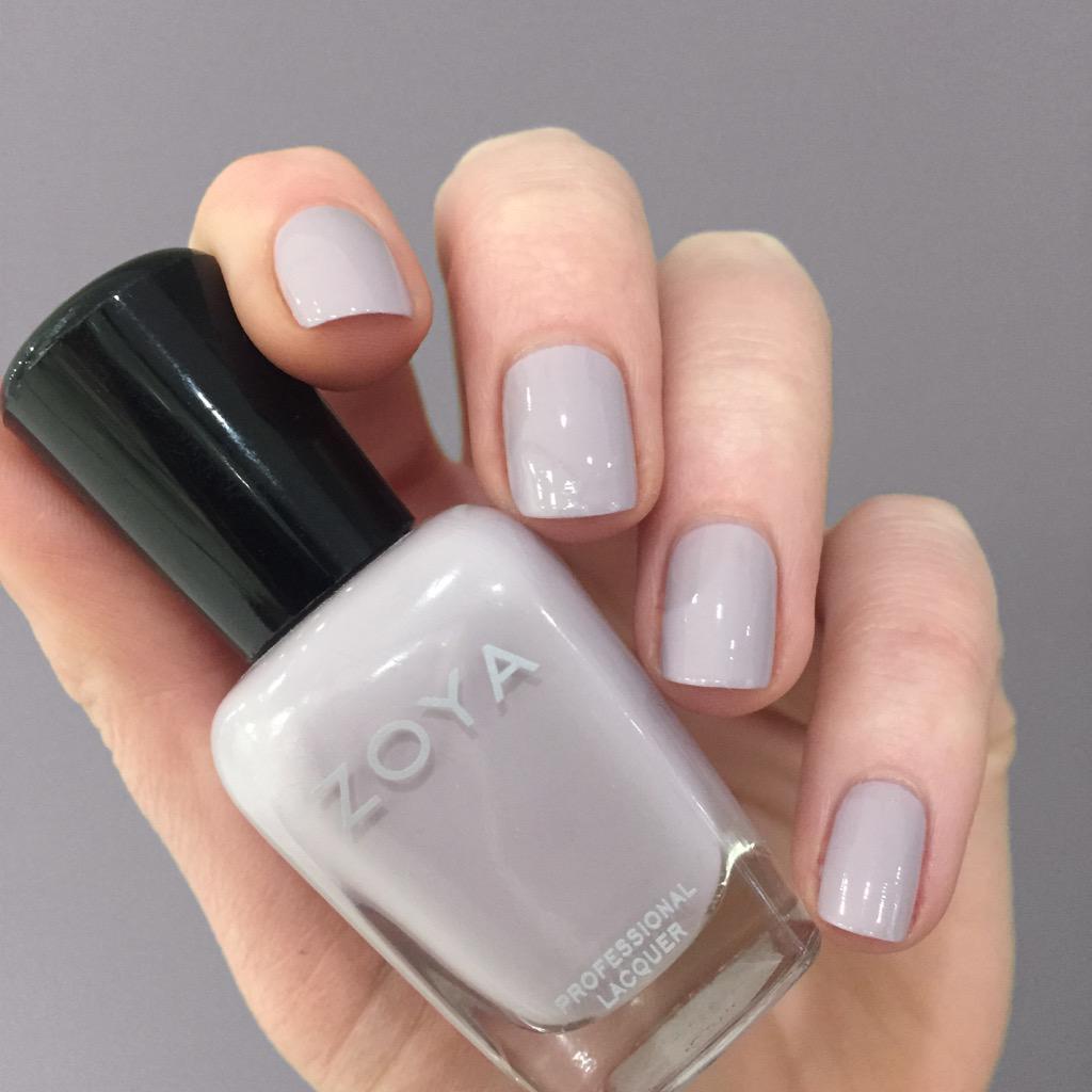 """ZOYA Nail Polish On Twitter: """"Lavender Looks So Lovely"""