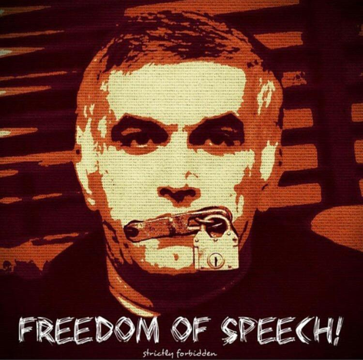حرية التعبير عن الرأي الحرية للمدافع عن حقوق الإنسان الاستاذ @NABEELRAJAB  #Bahrain #HumanRights http://t.co/fnxxVaX2p7