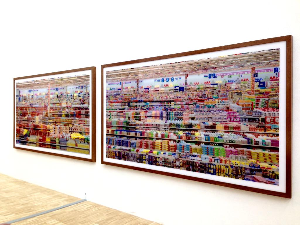 Emanuele On Twitter 99 Cent II Diptychon Andreas Gursky ArtFoodTriennale Milano 35M For 99centone Of The Most Expensive Ph Ever