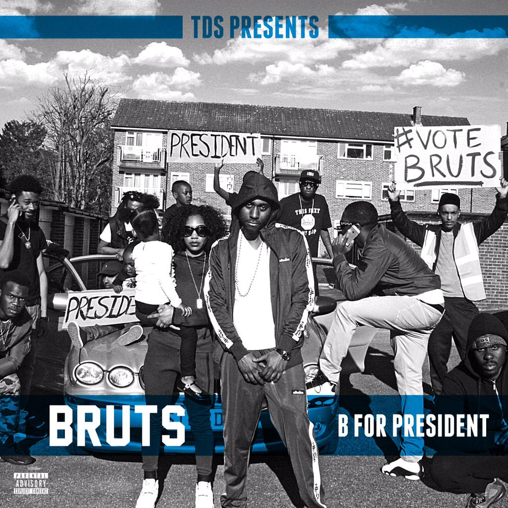 On 7/5/15 download 'B For President' to #VoteBruts President of this Rap Shxt!! #BForPresident #THISDONTSTOP http://t.co/wwLJHPflvW