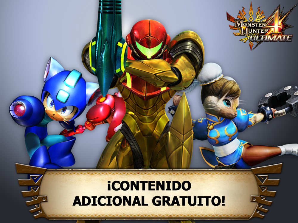 Programa 8x25 (01-05-2015) 'Monster Hunter 4 Ultimate'  CD6lZm4WMAALd0b