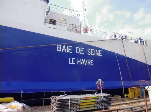 [Brittany Ferries] Liaison : le Havre – Portsmouth.  CD6pSE3WgAEVjfs