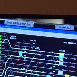 Oops! Train control centre passwords revealed on BBC TV https://t.co/V6iuuODOFn http://t.co/woSFqVazL7