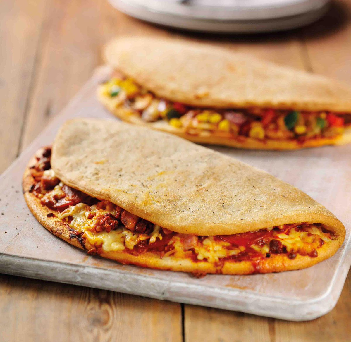 """Asda on Twitter: """"Create your own calzone pizzas with your ..."""