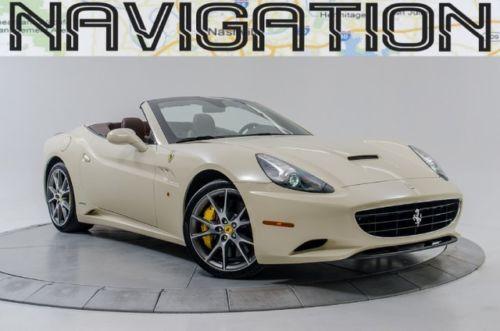 Luxury Cars Usa On Twitter Ferrari California Base Convertible 2 Door 2010 126100 0 Http T Co Pq97bqrw3o