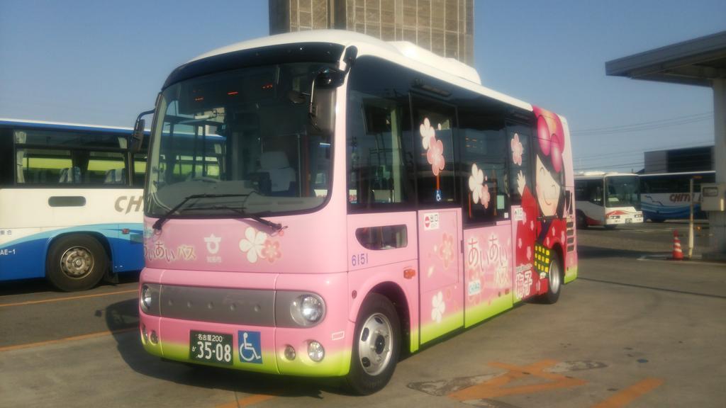 知多バス(非公式) on Twitter:...