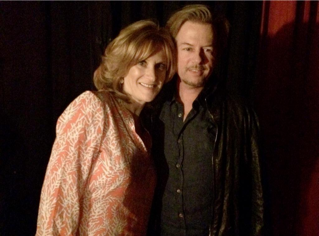 RT @carolleifer: @DavidSpade? The pic I took with you last night @LargoLosAngeles came out a little spooky.  Boo! http://t.co/7x021uzrG5