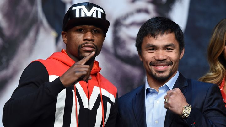 "Mayweather vs Pacquiao: diretta streaming del ""weigh-in"", domani il match del secolo"