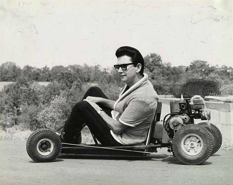 Kart racing go