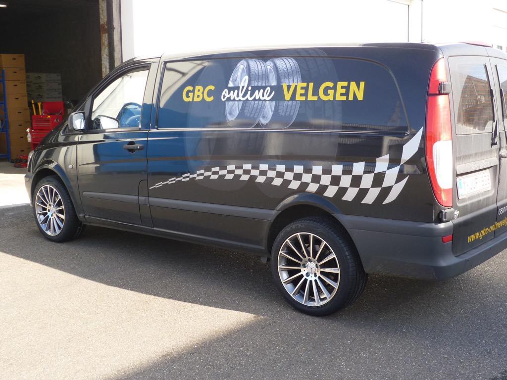 Gbc Online Velgen בטוויטר New Wheels On My Vito 19 Inch