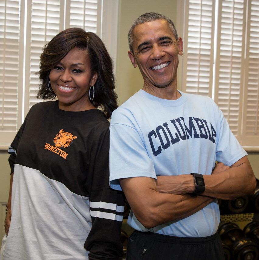 Petesouza archived on twitter the president and first for Alma mater t shirts