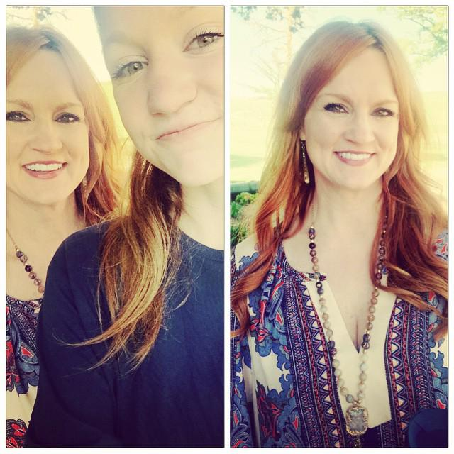 Ree Drummond The Pioneer Woman On Twitter When Your 15 Year Old Daughter Asks Can I Do Your Makeup Mom The Answer Should Always Be Yes Thanks Paigie Http T Co B4gqcmkcm7