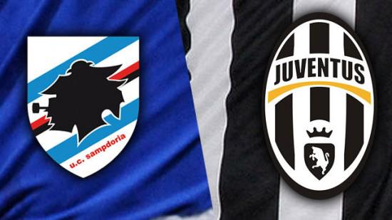 Sampdoria-Juventus Rojadirecta Streaming Calcio Gratis