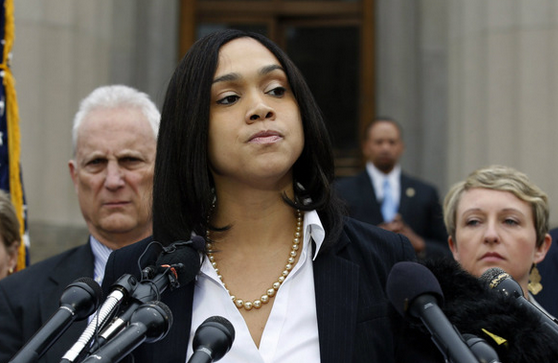 Marilyn Mosby Baltimore State Attorney conflicts of interest