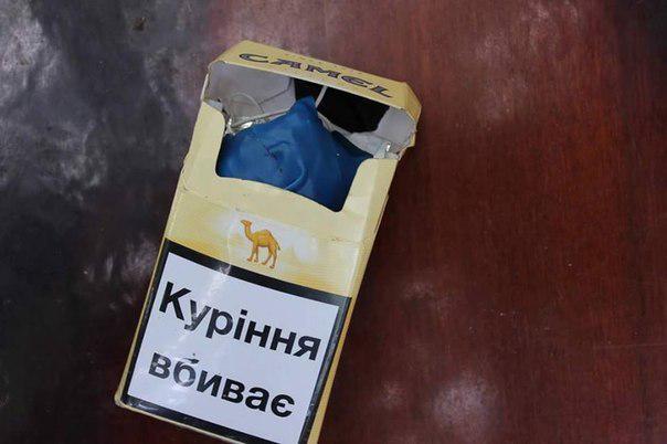 На Донетчине задержали местных жителей со взрывчаткой и боеприпасами - Цензор.НЕТ 737