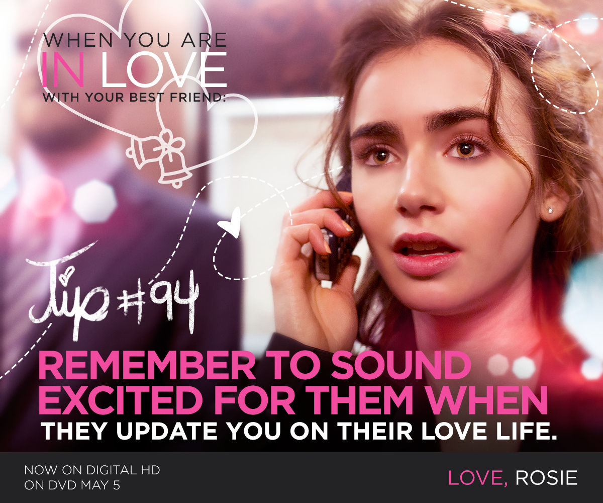 Love, Rosie (@LoveRosiefilm)