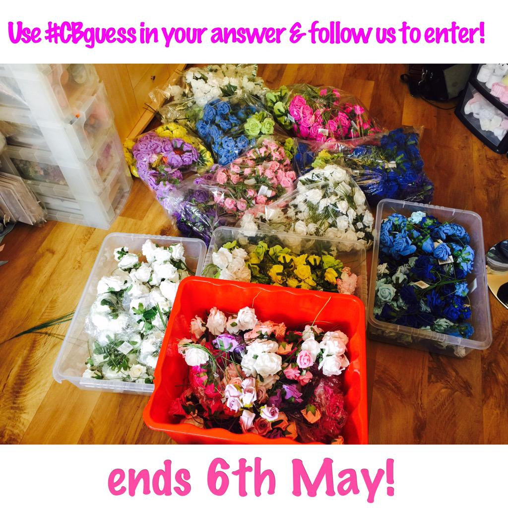 Corporate Baby Gifts On Twitter Guess How Many Flowers In Image