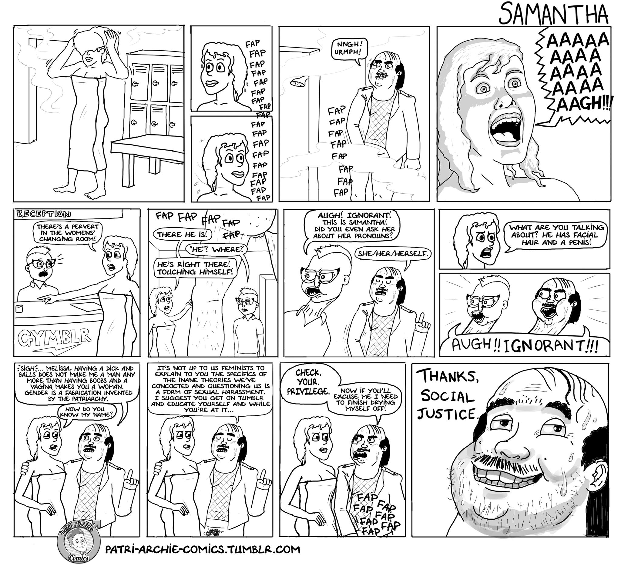 "Image Fap Comics Beautiful patri-archie comics on twitter: ""http://t.co/1bi7pp24u0 #sjwlogic"