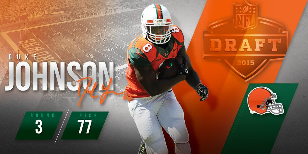 Congrats Duke!!! Always wanted to be a Cane, always will be a CANE!!! http://t.co/bhQCYdq9Qc