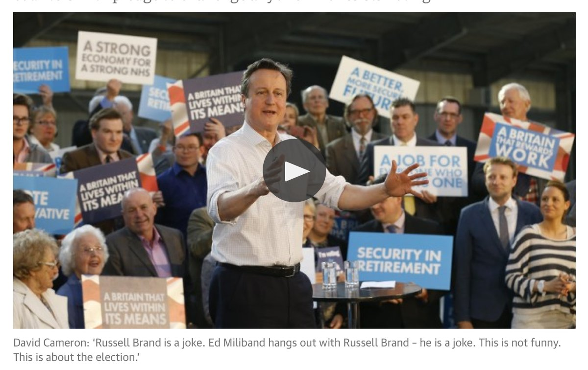 'David Cameron's career is over': The worst election night predictions