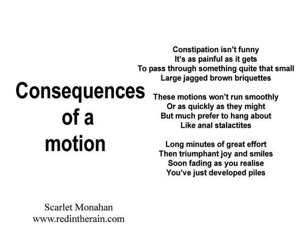 consequences of a motion  #writers #poem #art #spokenword #aty #artist 58