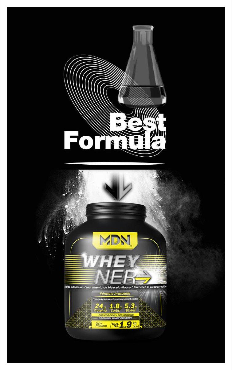 WHEY NER. Rápida Absorción / Incremento de Músculo Magro / Favorece la Recuperación. #SportsNutrition #BestFormula