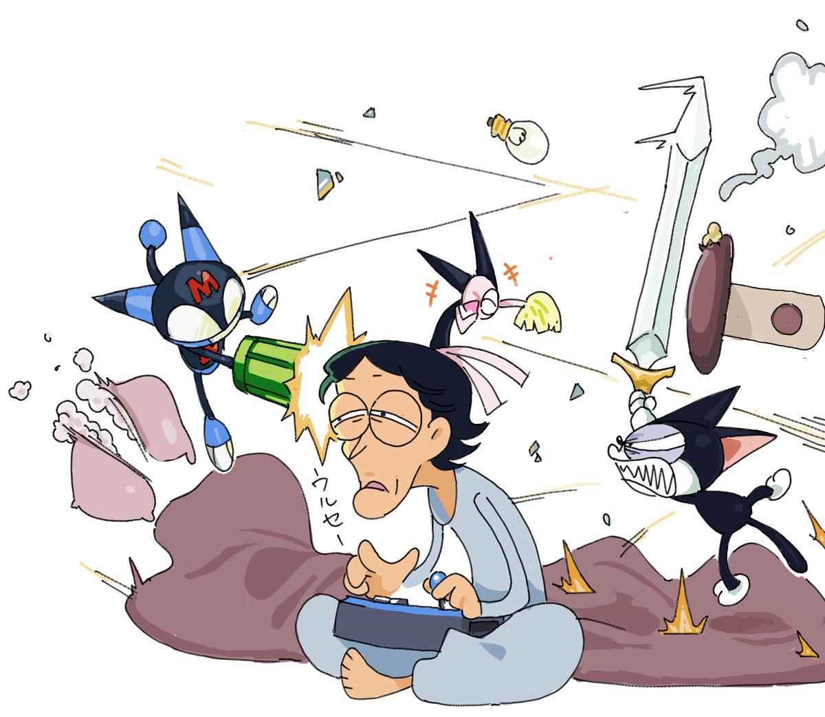 Images of サイボーグクロちゃん...