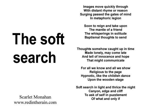 The soft search <br>http://pic.twitter.com/WOqG1a5P7v #cnd #banthebomb #peace #love #ageofaquarius 7