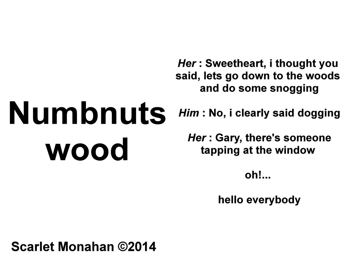 Numbnuts wood https://t.co/PaGhk47gvk #writers #expression #poem #art #spokenword #writers #love #poet #follow