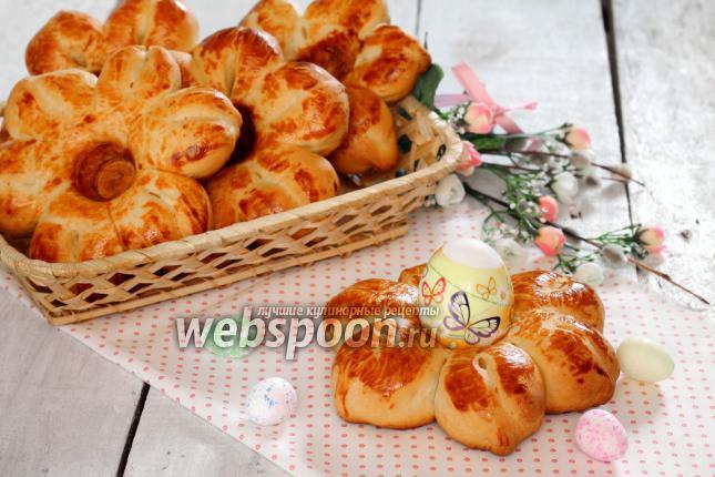Рецепт пасхальных булочек