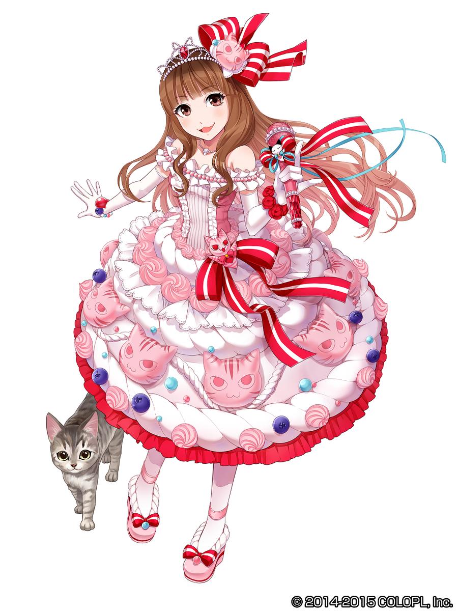 【白猫】まさかのしょこたんコラボ「しょこたん♡ギザハッピーバースデー!」が4/30より開催!ついにCV若本きたああああ!【プロジェクト】