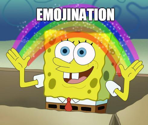 spongebob emoji keyboard