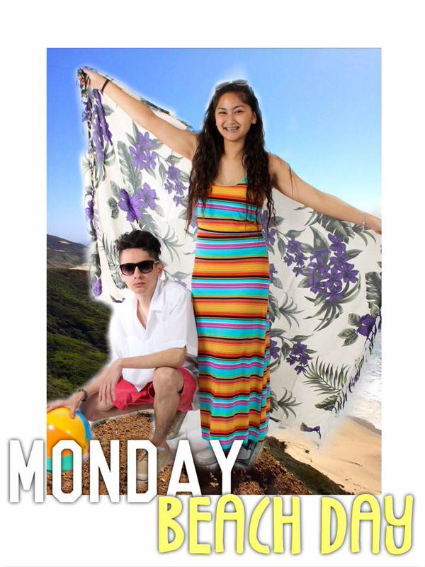 American High School On Twitter Tomorrow Is Beach Day Wear Your