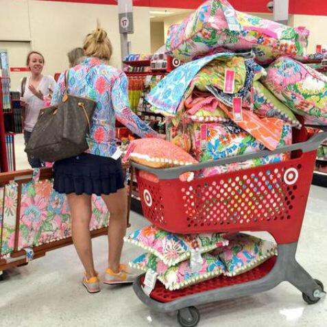 Didn't realize @eBay was the third partner in the @Target @LillyPulitzer collaboration #TargetTrolls #LillyforTarget http://t.co/9kFOLW5Wcs