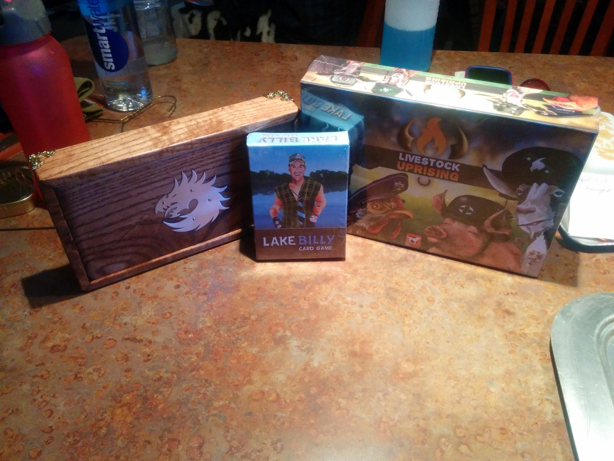 Lakebilly, Livestock Uprising, Dice Chest