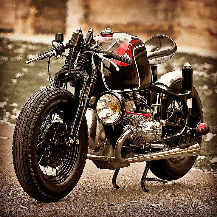 "Bmw Streetfighter: Bikes Of Berlin On Twitter: ""#BMW Café Racer Mixed With"