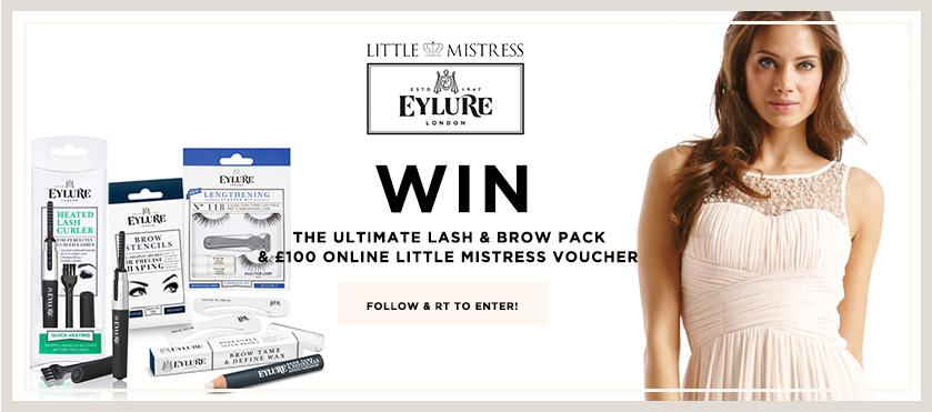 We've joined @Little_Mistress to offer you an amazing beauty bundle + shopping voucher! RT & Follow to #WIN http://t.co/ArrB8IEABj