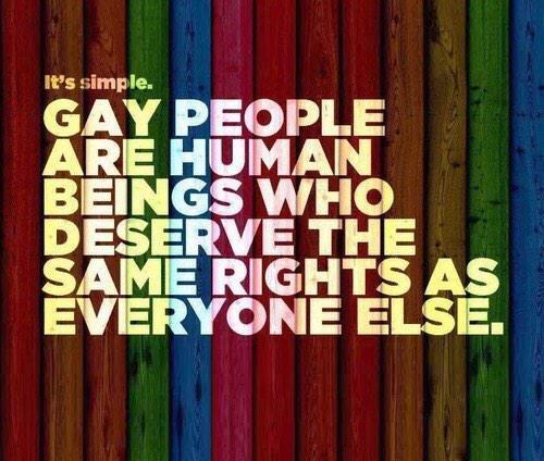 It's simple... #humanrights #NOH8<br>http://pic.twitter.com/eUhisPvMar