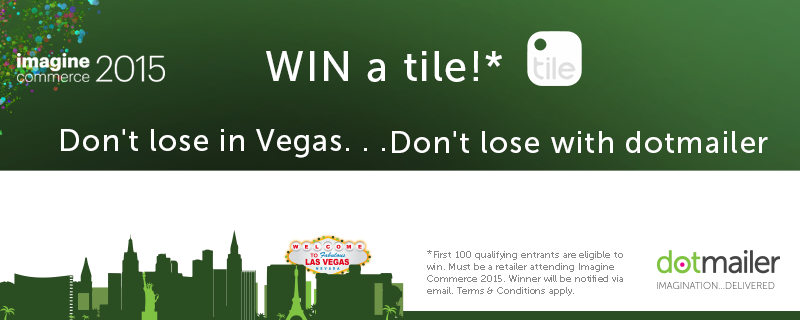 dotmailer: #ImagineCommerce attendees,there is still a few hours left for you to enter our giveaway! http://t.co/ubNrM749Zu http://t.co/9849naYqIb